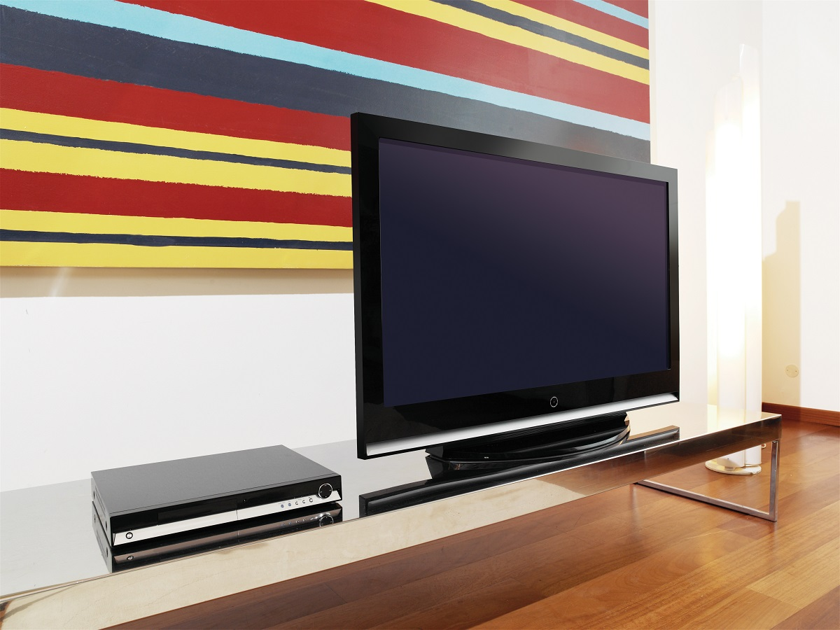TV Geräte und unterschiedliche Bildschirm Technologien